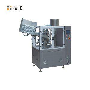 Промислова машина для герметизації наповнення пластиковою трубкою для косметики