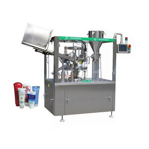 Автоматична машина для наповнення та ущільнення для м'якої шкіри
