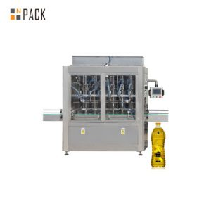 Автоматична машина для розливу горизонтальної рідини та олії