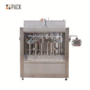 Об'ємний автомат для наливання томатного соусу