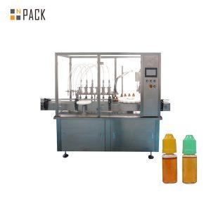 Перистальтична машина для заповнення рідинного насоса для маленьких флаконів