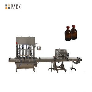 Автоматична машина для розливу мастила / мастила високої точності