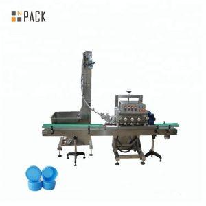 Автоматична ротаційна укупорочная машина для медичної пляшки