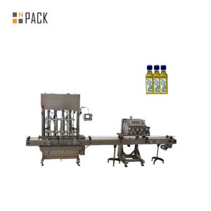 Автоматичний автомат для заповнення рідинної мастила для поршневої пляшки 1-5 л