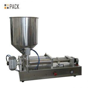 Costomic 2 головки напівавтоматична машина для заповнення рідких кислот
