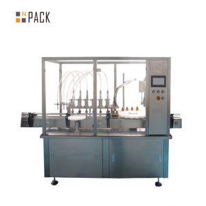 Обладнання для нагвинчування ефірної олії 10-100мл Е рідкий Е Сік Машина для заповнення