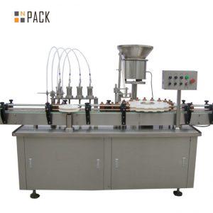 Високоякісна машина для наповнення пляшок з горіллою e-рідка e машина для наповнення рідини невеликою краплею