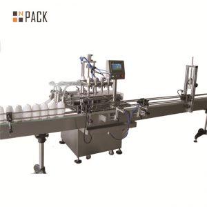 Машина для наповнення оцтовим соусом з соєвим соусом, машина для заправки рослинної олії, машина для соусу