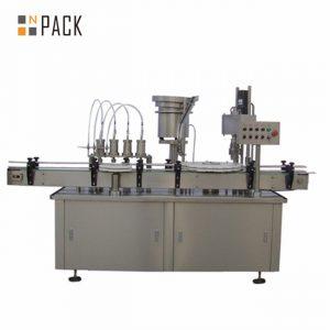 Автоматична машина для заповнення пляшки для крапель для крапель для очей 10 мл 15 мл 30 мл для крапель для очей