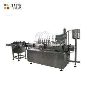 10мл і 60мл заводська ціна E машини для наповнення рідких пляшок