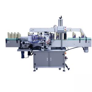 Гаряча розпродаж автоматичного паперу наклеювання етикеток пляшки етикетки машини